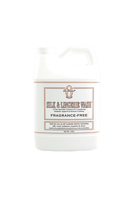 Silk & Lingerie Wash - Fragrance Free 64oz