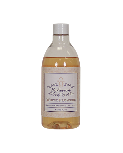 Fragrance Infusion White Flowers 12oz