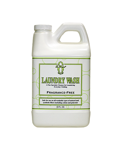 Laundry Wash - Fragrance Free 64oz
