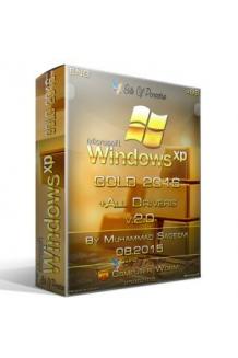 Windows XP Gold Edition! ISO + Drivers Download 2018/2019!