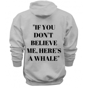 Whale Zip-Up