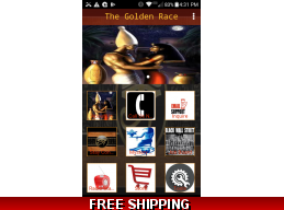 Golden Race Android