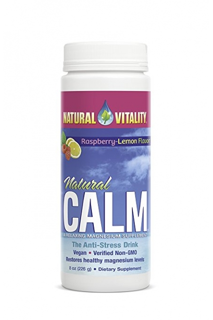 Natural Calm Magnesium Supplement