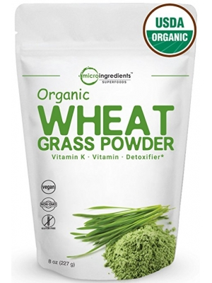 Organic Wheat Grass Pow..