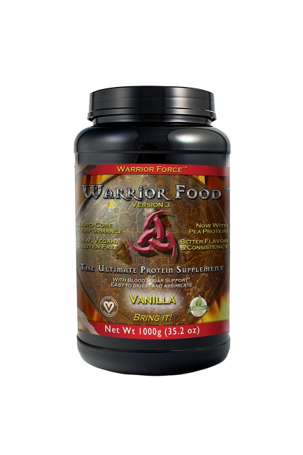 HealthForce SuperFoods Warrior Food, Vegan Protein Powder, Sports Nutrition Al..