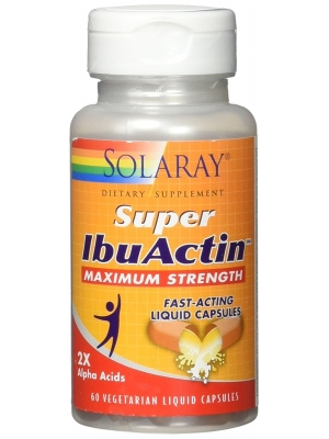 Solaray Super IbuActin ..