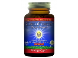 Healthforce Circuforce Brain Power, Vegancaps, 30-Count