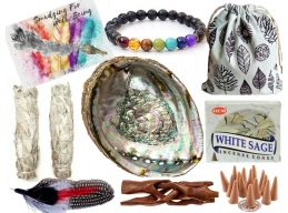 Smudge Kit Spiritual Set