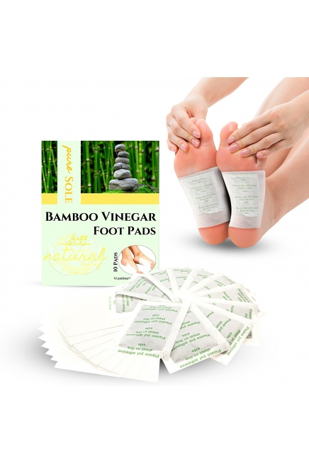 Bamboo Vinegar Foot Pads