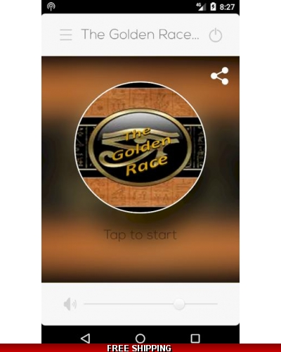 Golden Race Radio Android App