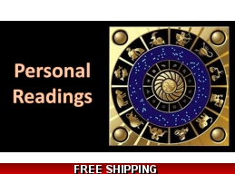 Personal Astrological Readings