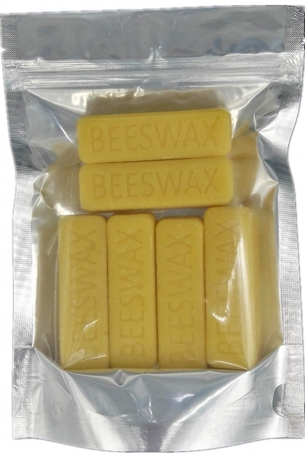 Beesworks® 6 1oz Yellow Beeswax Bars