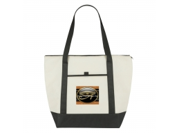 Golden Race Insulated Tote Bag