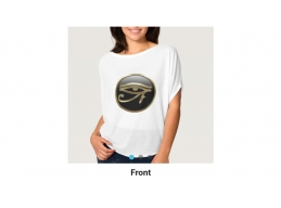 Stylish Golden Race Shirt
