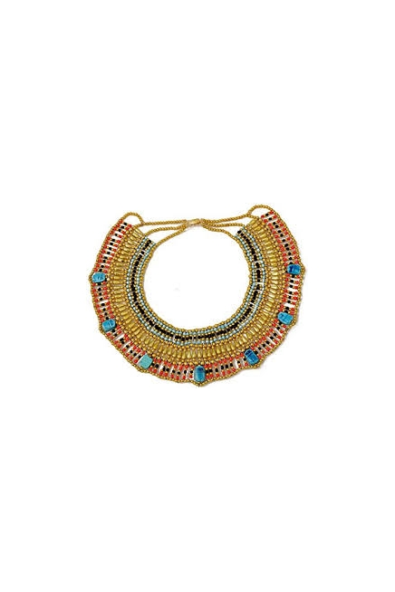 Cleopatra Egyptian Necklace