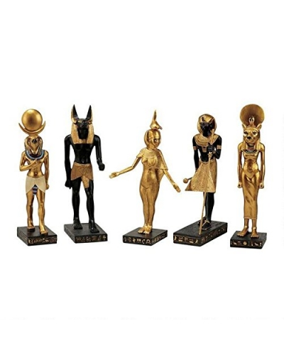 5 Piece Ancient Deities