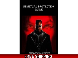 Energy Vampires Spiritual Protection
