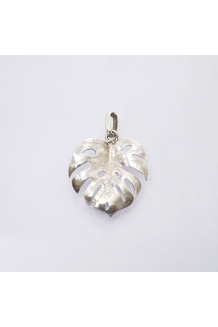 MONSTERA LEAF PENDANT S..