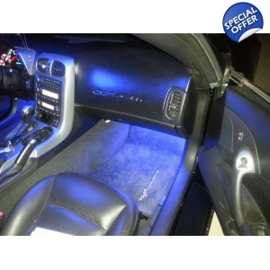 C6 Chevy Corvette Cree LED 7pcs Interior Lights Accessorie..