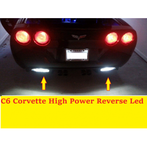 C6 Corvette 2005-2013 Backup LED SMD Xenon Light