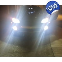 C6 Corvette 9005 6000K New LED technology Fog li..
