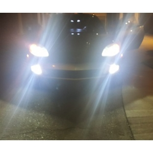 C6 Corvette 9005 6000K New LED technology Fog lights