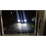 "C5 Corvette 1994-2004 60W 6000LM High power Fog lights ""Very Bright"""