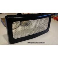C4 Corvette 1984-1996 Custom mesh Filler plate