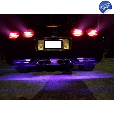 C5 Corvette Rear Fascia LED plug and play kit