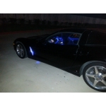 C6 Chevy Corvette Side Cove led Lights Kit Stand out from the Rest.