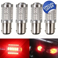 C4 CORVETTE 80W TAIL LIGHT LED 8PC KIT SUPER BRI..