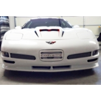 1997-2004 Custom C5 Corvette front filler Plate Made to or..