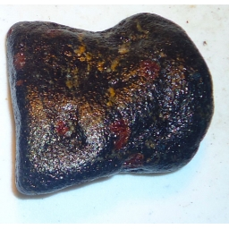Garnet in Chromite Rough Spe..