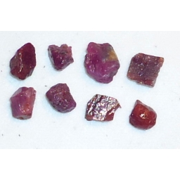 Ox Blood Ruby Rough 20 cts 7..