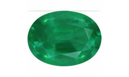 .80 cts 7x5x4 mm  Loose faceted Colombian Emerald for sale 0991C