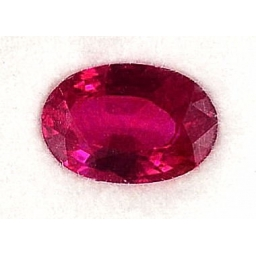 .50 ct 6x4x3mm Burma Ruby Na..