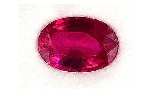 7x4x3mm .50 cts  Loose Natural Burma Ruby for sale 934A
