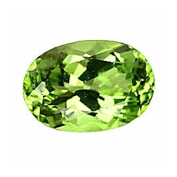 1 cts 7x5x4 MM Peridote loos..