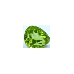 1 ct 10x7x5 mm Peridot loose..