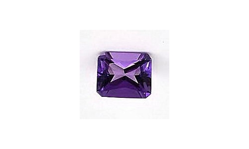 2.5 cts 11x8x6 mm Amethyst loose faceted 1842C