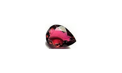 Rubellite Tourmaline Loose Faceted 2 cts 11x7x5mm 1657C