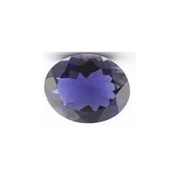 Iolite 1 ct 8x6x4 mm 1702C
