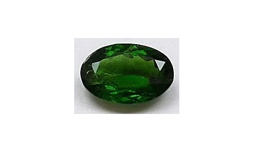 Green Tourmaline .80 cts 8x6x3 mm  1986C