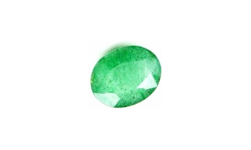 .80 cts 8x5x5 mm Loose faceted Colombian Emerald 322D