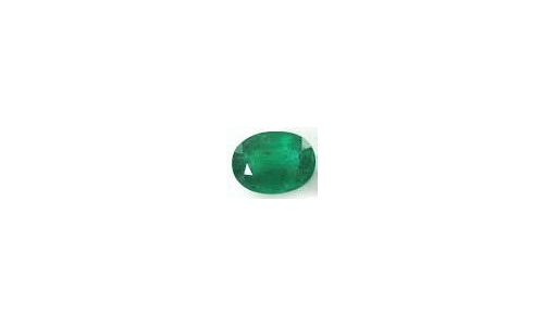 .80 cts 8x5x5 mm Loose faceted Colombian Emerald 968F