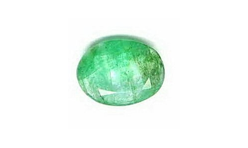 .50 cts 7x5x4 mm Loose faceted Colombian Emerald 1008D