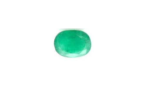 .50 cts 7x5x4 MM Loose faceted Colombian Emerald 1001D