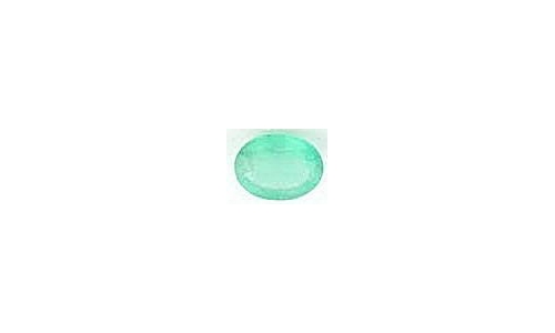 .80 cts 8x5x5 mm Loose faceted Colombian Emerald 254D
