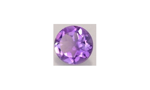 Lavender Amethyst  2.5 cts 9x7 MM 1389D