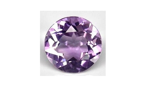 Lavender Amethyst  2.5 cts 10 MM 1070D